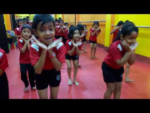 Tubelight-Naach Meri Jaan| DILIP DANCE ACADEMY STUDENTS |CHOREOGRAPH Anupoma