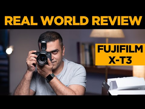 Fujifilm XT3 Review | Video & Photo Test