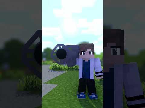 "Minecraft TikTok   VinhMC Gặp Herobrine Trong Lúc Bắt Trộm 😱 "" Sợ Thật Sự Luôn Á """