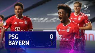 PSG vs Bayern Munich (0-1) | UEFA Champions League final highlights