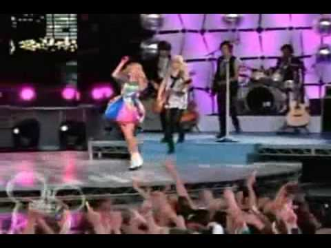 Hannah Montana Ft David Archuletta  I Wanna Know You FULL HQ 2009