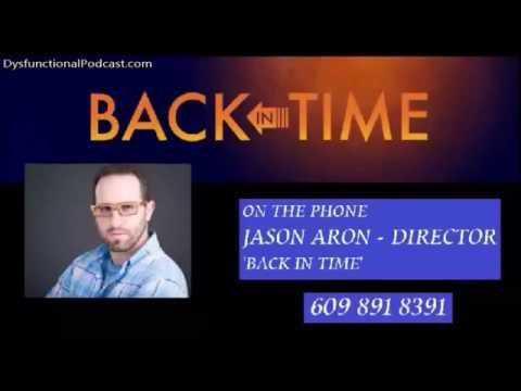 Interview With Jason Aron From 'Back In Time', Everything You Wanted To Know 'Back To The Future'