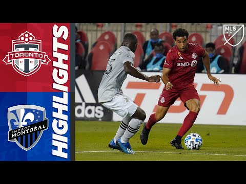 Toronto Montreal Impact Goals And Highlights