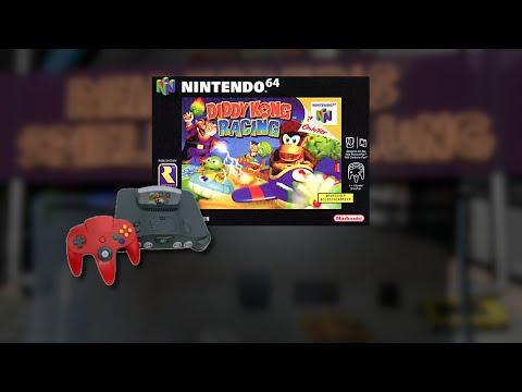 Gameplay : Diddy Kong Racing [Nintendo 64]