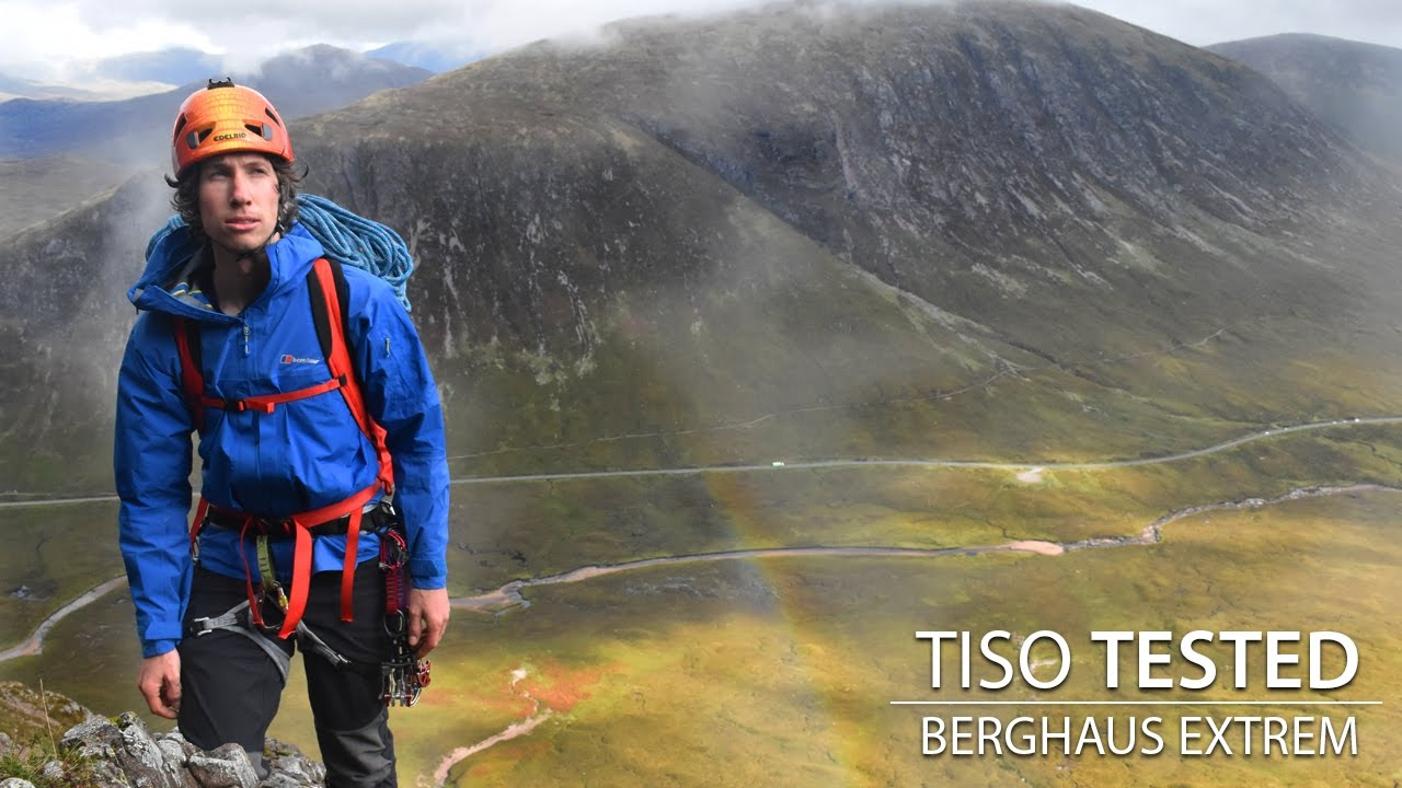 watch bea4a fc9e8 Berghaus Extrem Range - Tested By Tiso