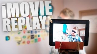 МОНТАЖ НА iPAD [iMovie vs. Replay]