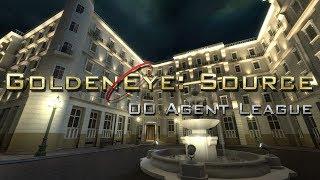 GoldenEye: Source (5.0) - Casino - 00 Agent League Match #1