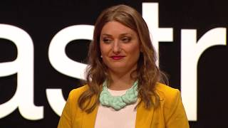 Survivor domestic abuse speaks up - I left on a tuesday | Chiara Lisowski | TEDxMaastricht