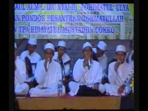 Al-Muqtashidah Live In Cokro ( Rohman Ya Rohman & Ma'al habib )