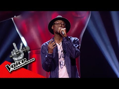 Xavier zingt Let It Be  Blind Audition  The Voice van Vlaanderen  VTM
