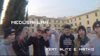 MedusaKlan feat Blitz & Mistiko  - Rappusi Freestyle (prod. Fresko)