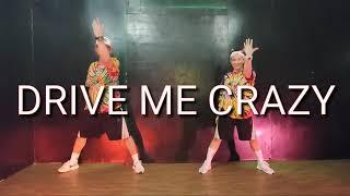 DRIVE ME CRAZY l DJ GIBZ remix l JA DANCEWORKOUT CHOREOGRAPHY