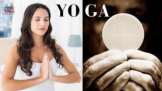 Catholic Teaching on YOGA    Can a Catholic practice Yoga    Joseph Dinesh ( India )