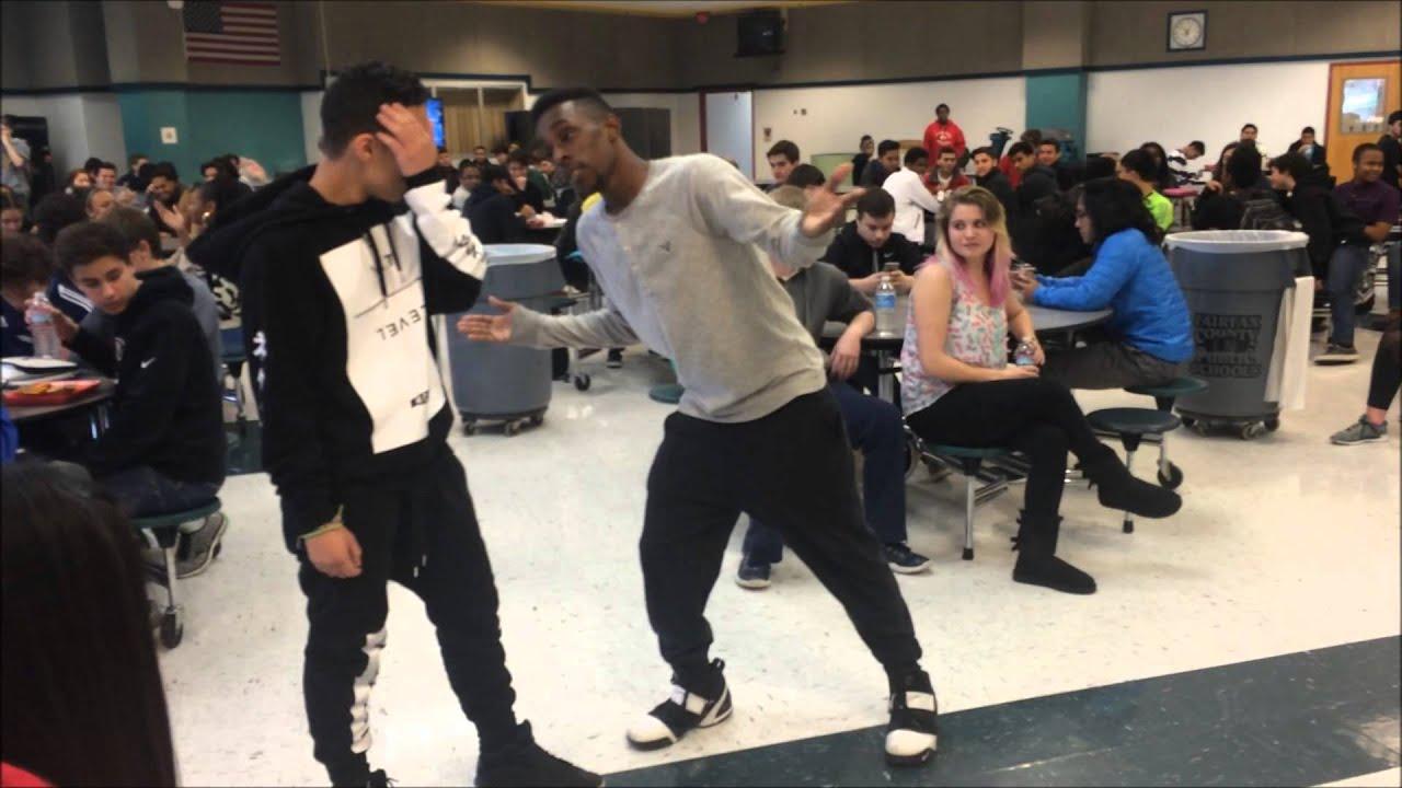 westfield highschool cafeteria battle i won