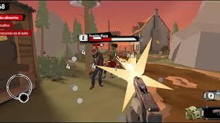 Policías VS Zombies Guerra de Supervivencia, Locura Zombies Malvados
