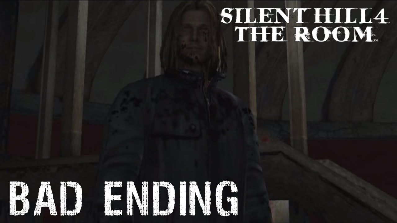 Silent Hill 4 The Room Walkthrough Hd Part 31 Walter Sullivan