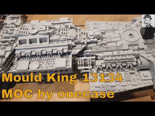 #Mouldking #Executor (1) 13134 - SSD - Star Wars - #MOC