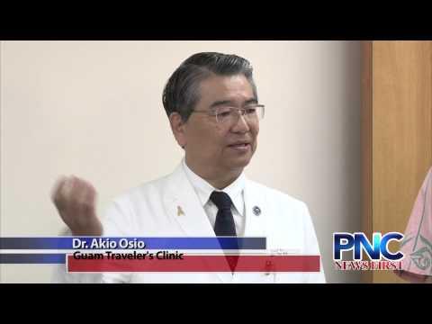 Guam Traveler's Clinic Donates Medical Equipment to Dededo Public Health