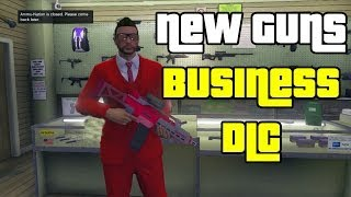 "GTA 5 DLC - Weapon DLC - Special Carbine & Heavy Pistol ""GTA 5 BUSINESS"" (""GTA 5 DLC"") ""GTA 5 DLC"""
