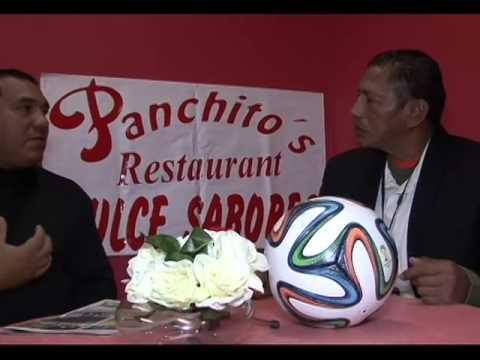 """Radio Chunta Presenta:Entrevista Hector """"Chueco"""" La Torre y Panchito's Resturant Paterson N.J"""