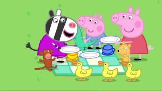 Свинка Пеппа на русском все серии подряд около 10 минут 8# , Peppa Pig Russian episodes 10 minutes