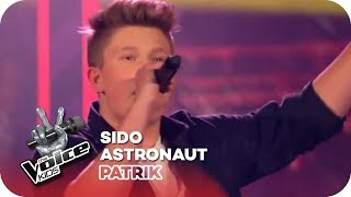 SIDO – Astronaut (feat. Andreas Bourani) (Patrik)| SingOffs | The Voice Kids 2018 | SAT.1