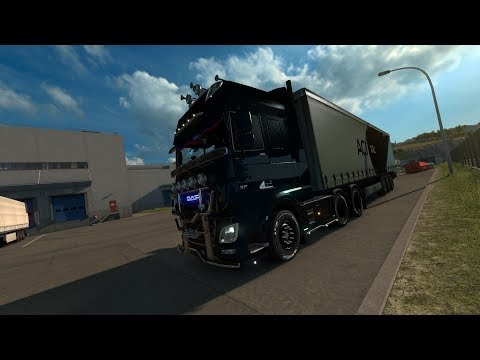 [ETS2] Milano nach Marseille  Deutsch/ German  IXXMADE