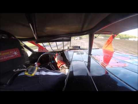 BRRP Corn Cobs Sportmod Heat Race 9/7/14