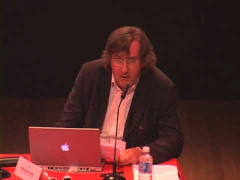"""Hans Dieter Huber - """"Best before?"""" 2006 Montreal DOCAM sommet 2006 22 min"""