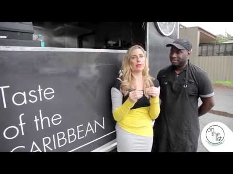 Taste of the Caribbean Food Truck with On The List Melbourne