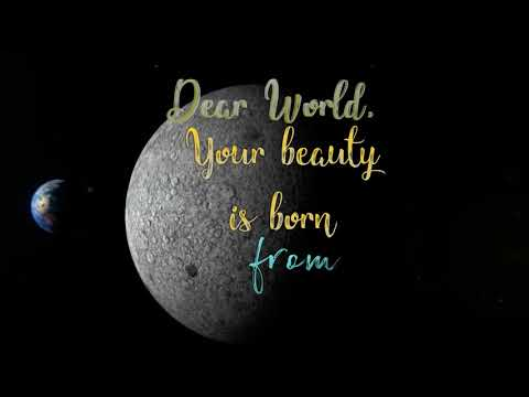 Dear World (Lyrics - HD) -Echosmith