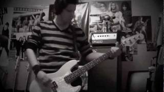 "Blink-182 ""Not Now"" Band Cover (Guitar, Bass, Drums and Vocals)"
