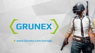 Grunex PUBG Turnaje w. Mazarin1k každou SOBOTU 2018!