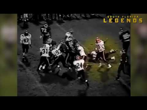 Willie Williams High School Highlight Video
