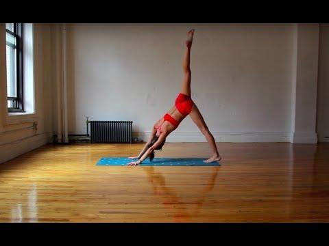 Energizing Yoga Flow with Tara Stiles