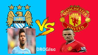 TOP 10 Manchester Derby Goals