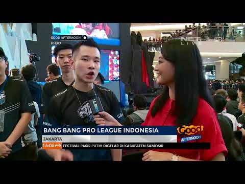 Kompetisi Game Mobile Legend Bang bang Pro League Indonesia