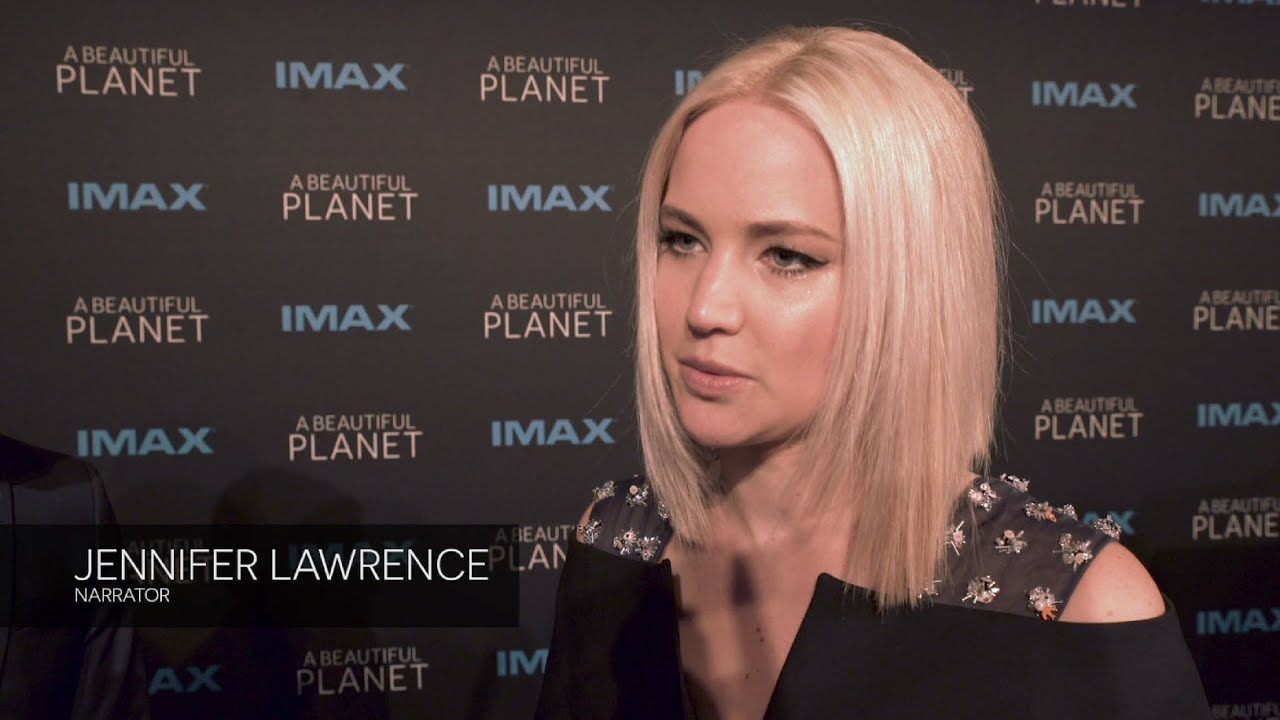 IMAX® on the Blue Carpet: A Beautiful Planet World Premiere