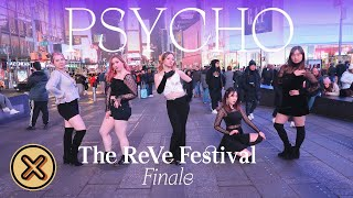 [KPOP IN PUBLIC NYC] Red Velvet (레드벨벳) - Psycho   Dance Cover by CDC