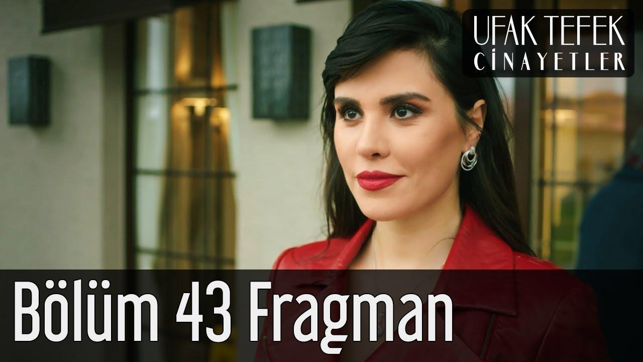 Ufak Tefek Cinayetler 43. Bölüm Fragman