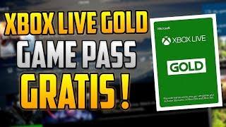 XBOX LIVE GOLD Y GAME PASS GRATIS ! (SORTEO PARTICIPA YA)