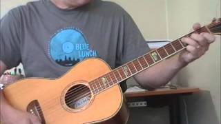 Blues Guitar For Absolute Beginners Lesson 5 C F G Chords