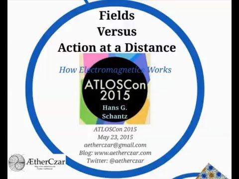 Fields vs Action at a Distance