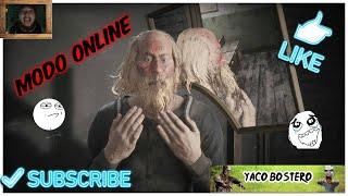 red dead online! partidas a muerte.. battle royale (PS4PRO)