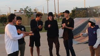 Flatground Game of SKATE 2018