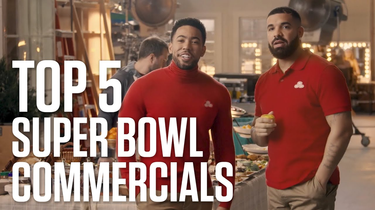 Top 5 Super Bowl 2021 Commercials You Might Have Missed! - download from YouTube for free
