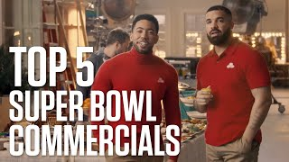 Top 5 Super Bowl 2021 Commercials You Might Have Missed!