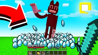¡COMO MATAR A CARTOON CAT EN MINECRAFT 😱!