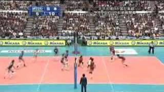 ワールドグランプリ 2008 日本vsカザフスタン - 第1セット thumbnail