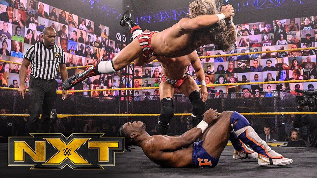 Kushida & Ruff vs. Grizzled Young Veterans – Dusty Rhodes Tag Team Classic: WWE NXT, Jan. 27, 2021